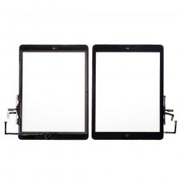 Vitre tactile iPad air Noir compatible