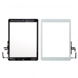 Vitre tactile iPad air Blanc Original