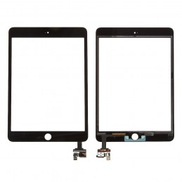 Vitre tactile iPad Mini 3 Noir Original
