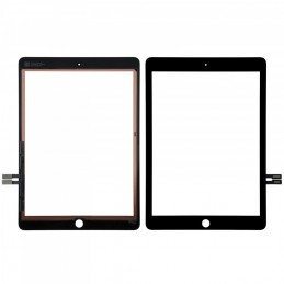 Vitre tactile iPad 6 2018 Noir Original
