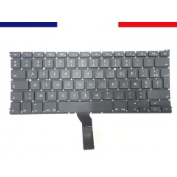 "Clavier français AZERTY MacBook Air 13"" 2011 A 2017 A1369 A1466"