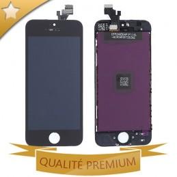 ÉCRAN Qualité Premium IPHONE 5 NOIR