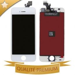 ÉCRAN Qualité Premium IPHONE 5 BLANC