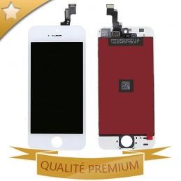 ÉCRAN Qualité Premium  PHONE 5S /SE BLANC