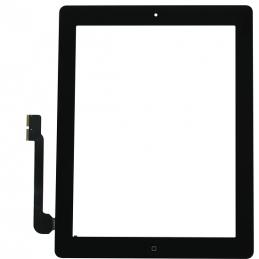 Vitre tactile iPad 3 Noir...
