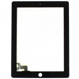 ECRAN LCD VITRE TACTILE ET CACHE CLAVIER BLACKBERRY Q5 NOIR